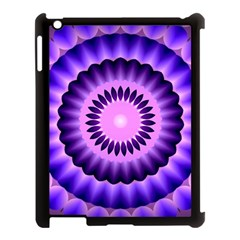 Mandala Apple Ipad 3/4 Case (black) by Siebenhuehner
