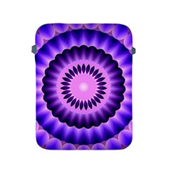 Mandala Apple Ipad Protective Sleeve by Siebenhuehner
