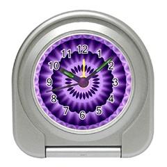 Mandala Desk Alarm Clock by Siebenhuehner