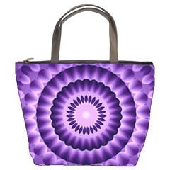 Mandala Bucket Handbag by Siebenhuehner