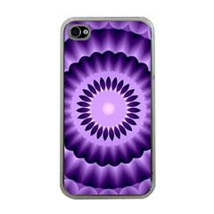 Mandala Apple Iphone 4 Case (clear) by Siebenhuehner