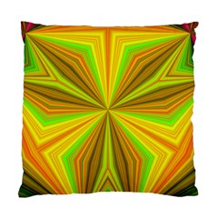 Abstract Cushion Case (two Sided)  by Siebenhuehner