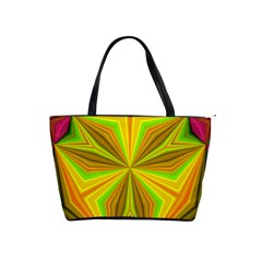 Abstract Large Shoulder Bag by Siebenhuehner