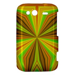Abstract HTC Wildfire S A510e Hardshell Case by Siebenhuehner