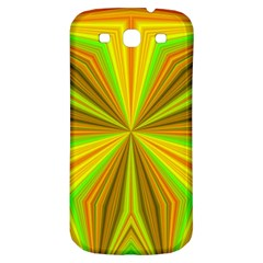 Abstract Samsung Galaxy S3 S Iii Classic Hardshell Back Case by Siebenhuehner