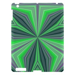 Abstract Apple iPad 3/4 Hardshell Case