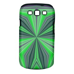 Abstract Samsung Galaxy S Iii Classic Hardshell Case (pc+silicone) by Siebenhuehner