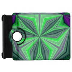 Abstract Kindle Fire Hd 7  (1st Gen) Flip 360 Case by Siebenhuehner