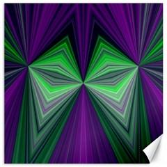 Abstract Canvas 16  X 16  (unframed) by Siebenhuehner