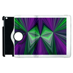 Abstract Apple Ipad 2 Flip 360 Case by Siebenhuehner