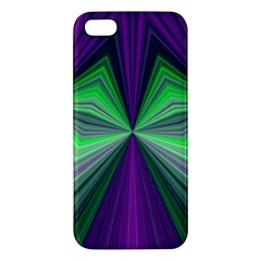 Abstract Iphone 5s Premium Hardshell Case by Siebenhuehner
