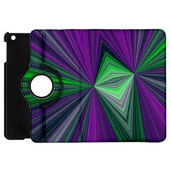 Abstract Apple Ipad Mini Flip 360 Case by Siebenhuehner