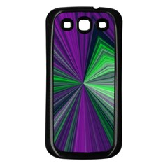Abstract Samsung Galaxy S3 Back Case (black) by Siebenhuehner