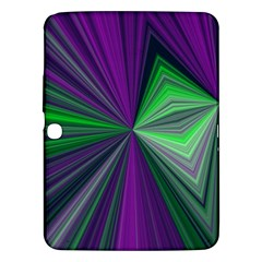 Abstract Samsung Galaxy Tab 3 (10 1 ) P5200 Hardshell Case  by Siebenhuehner