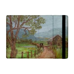 amish Buggy Going Home  By Ave Hurley Of Artrevu   Apple Ipad Mini Flip Case by ArtRave2