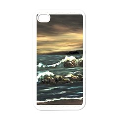 bridget s Lighthouse   By Ave Hurley Of Artrevu   Apple Iphone 4 Case (white) by ArtRave2