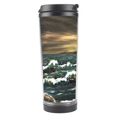 bridget s Lighthouse   By Ave Hurley Of Artrevu   Travel Tumbler