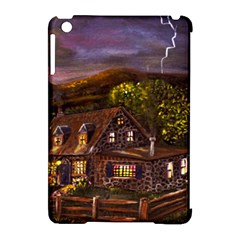 Camp Verde   by Ave Hurley of ArtRevu ~ Apple iPad Mini Hardshell Case (Compatible with Smart Cover)