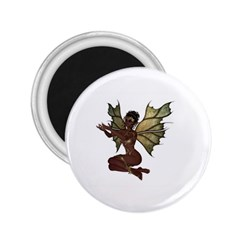 Faerie Nymph Fairy With Outreaching Hands 2 25  Button Magnet