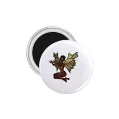 Faerie Nymph Fairy With Outreaching Hands 1 75  Button Magnet by goldenjackal