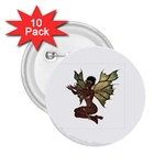 Faerie Nymph Fairy with outreaching hands 2.25  Button (10 pack)