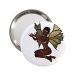 Faerie Nymph Fairy with outreaching hands Handbag Mirror (2.25 )