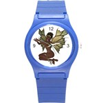 Faerie Nymph Fairy with outreaching hands Plastic Sport Watch (Small)