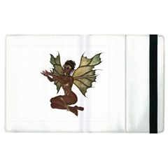 Faerie Nymph Fairy With Outreaching Hands Apple Ipad 2 Flip Case by goldenjackal
