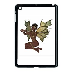 Faerie Nymph Fairy With Outreaching Hands Apple Ipad Mini Case (black) by goldenjackal