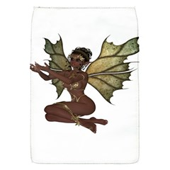 Faerie Nymph Fairy With Outreaching Hands Removable Flap Cover (small) by goldenjackal