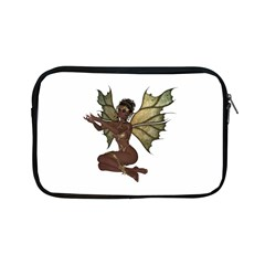 Faerie Nymph Fairy With Outreaching Hands Apple Ipad Mini Zippered Sleeve by goldenjackal