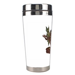 Faerie Nymph Fairy With Outreaching Hands Stainless Steel Travel Tumbler by goldenjackal