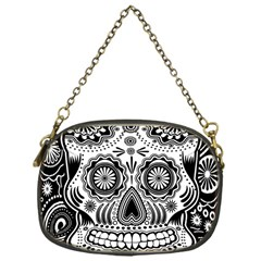Skull Chain Purse (one Side) by Ancello