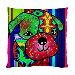 Pug Cushion Case (single Sided)
