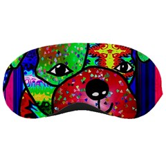Pug Sleeping Mask by Siebenhuehner