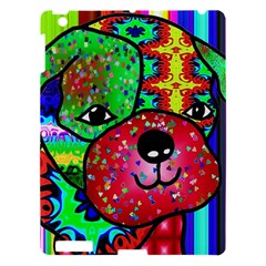 Pug Apple Ipad 3/4 Hardshell Case by Siebenhuehner