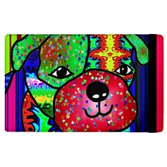 Pug Apple Ipad 3/4 Flip Case by Siebenhuehner