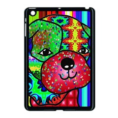 Pug Apple Ipad Mini Case (black) by Siebenhuehner