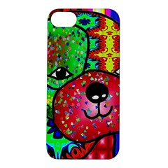 Pug Apple Iphone 5s Hardshell Case