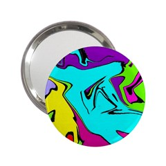 Abstract Handbag Mirror (2 25 ) by Siebenhuehner