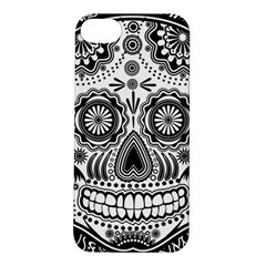 Sugar Skull Apple Iphone 5s Hardshell Case