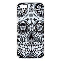 Sugar Skull Iphone 5s Premium Hardshell Case by Ancello