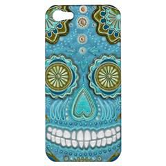Skull Apple Iphone 5 Hardshell Case