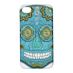 Skull Apple Iphone 4/4s Hardshell Case With Stand by Ancello
