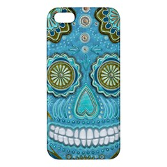 Skull Iphone 5s Premium Hardshell Case by Ancello