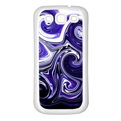 L506 Samsung Galaxy S3 Back Case (white)