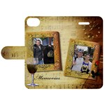 Memories Apple iPhone 5S Leather Folio Case