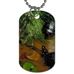 Baby Turtles Dog Tag (One Side)