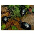 Baby Turtles Jigsaw Puzzle (Rectangular)