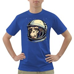 Spacemonkey Mens' T Shirt (colored) by Contest1814230